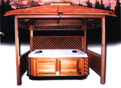 Northwest Gazebos Rainer Model