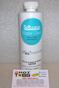 Softcare 1 lb. Water Clear