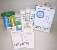 Amerse Starter Kit with Spa Frog