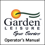 Garden Leisure Spa owners manual