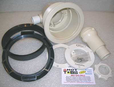 Jacuzzi HTA Type Jets Complete. Jacuzzi Replacement Spa Jets   Free Shipping on Orders over  75