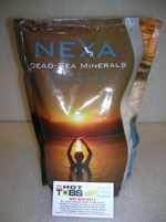 Nexa Dead Sea Minerals for Spas