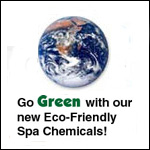 Eco-Friendly Spa Chemicals