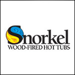 Snorkel Wood Fired Hot Tubs logo
